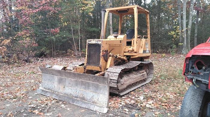 Used Caterpillar D4B