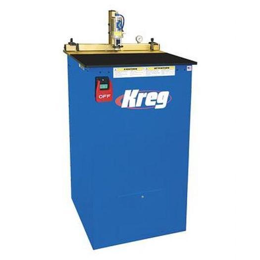 Used Kreg Tool Kreg DK3100 3-Spindle Pocket Hole Machine
