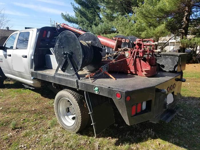 Ram 4500 Heavy Duty 4x4 Truck