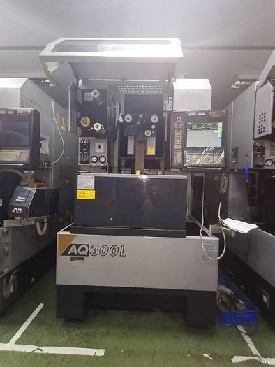 Used Used SODICK AQ300L CNC WIRE EDM