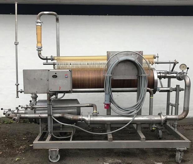 Used DDS-UF-plant