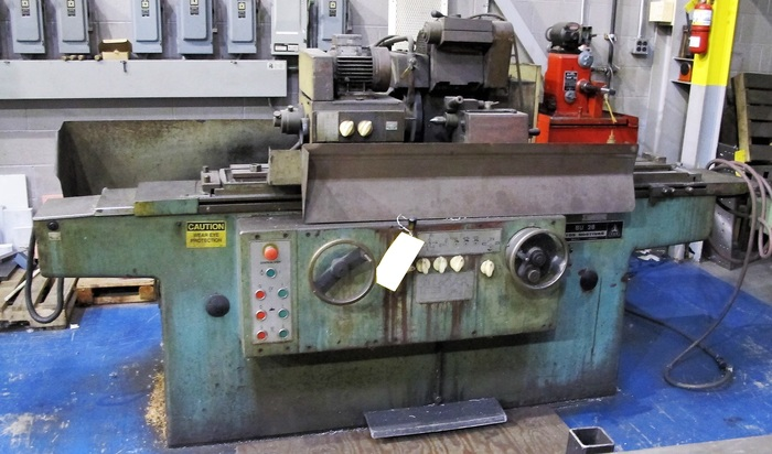 TOS BU28 / 1000 Cylindrical Grinding Machine