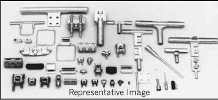 Burndy CONNECTORS, FITTINGS and TOOLS