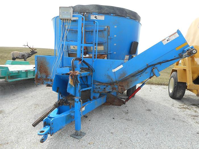 Used PATZ 420 Vertical TMR Mixer
