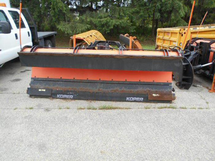 2005 Four Way Plow Four Way Plow- Stock #: 8154