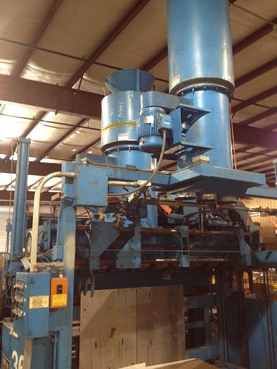 "Used 36"" WIDE KOCH WAXER"
