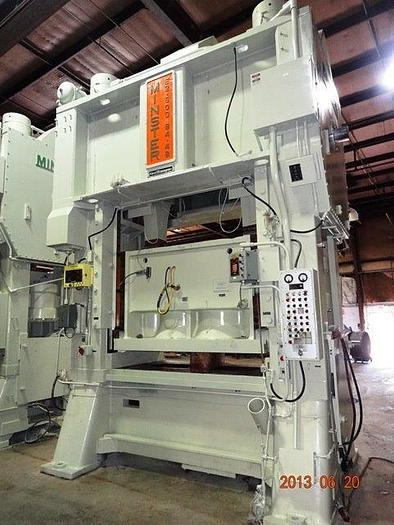 Used 600 TON MINSTER SSDC HEAVY STAMPER PRESS