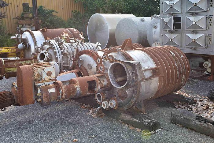 Usata Reattore  da 700 Litri