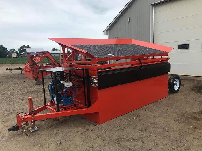 10ft engine box screener