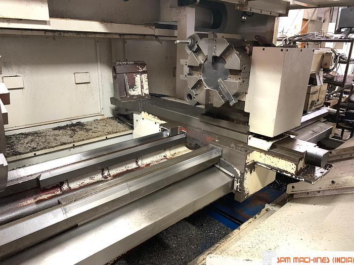 EVEROX ECL 1000 X 2200 Big Bore CNC Turning (Fanuc Oitd) - 2009