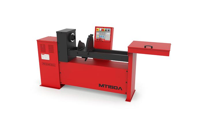 Nargesa MT150 A Scrolling and twisting machine Automatic