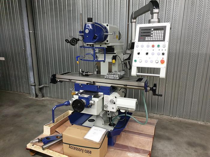 WUM100 - ROGI Universal Milling Machine