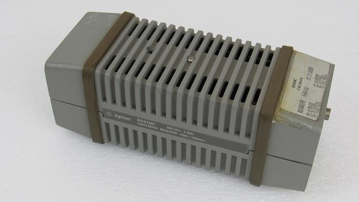 Used Agilent Technologies (HP) 83410C/012