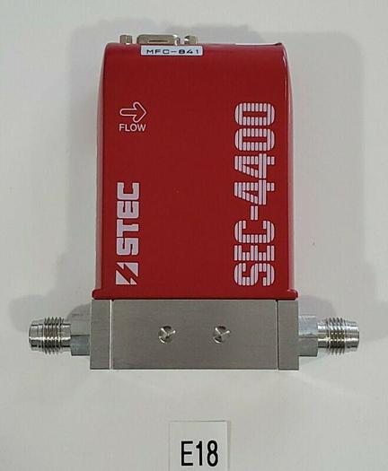 Used *PREOWNED* STEC SEC-4400M MASS FLOW CONTROLLER GAS CF4 100CCM + WARRANTY!
