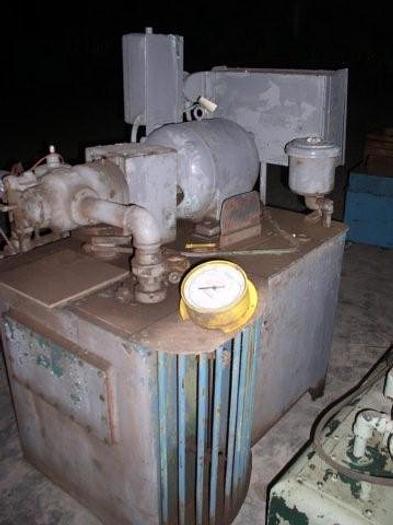 Used 10 HP Aux Hydraulic Unit; Vickers Pump