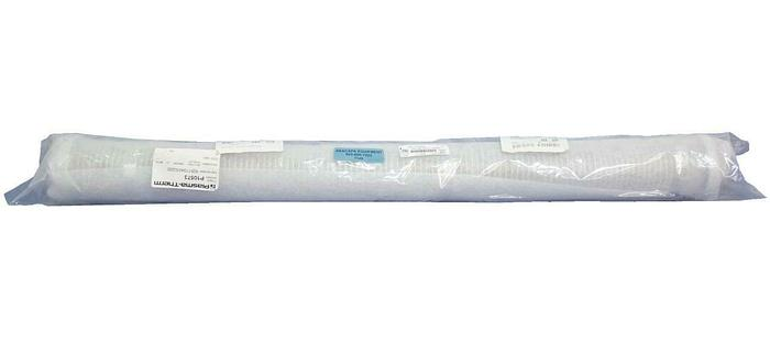 MKS 100763706 Bellows Metal Wall Vacuum Hose NW63 ISO-MF 1000 mm Length NEW 7349