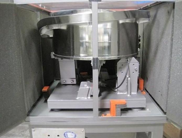 Used Jack's Vibratory Packaging  Feeders / Labeler