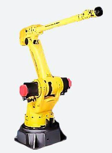 Used FANUC S500i 6 AXIS CNC ROBOT WITH RJ3 CONTROLLER PAYLOAD 15 KG X 2739 MM REACH