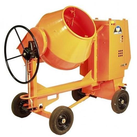 Used Diesel Concrete Mixer