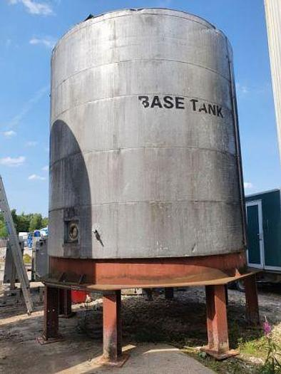 Used 50,000 Litre Stainless Steel Insulated Storage Tank