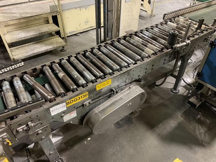 Used 2001 OCME  Carton Conveyer
