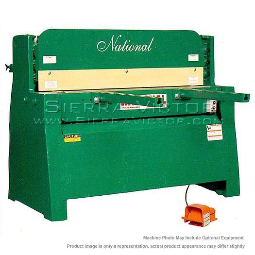 NATIONAL Hydraulic Shear NH12025