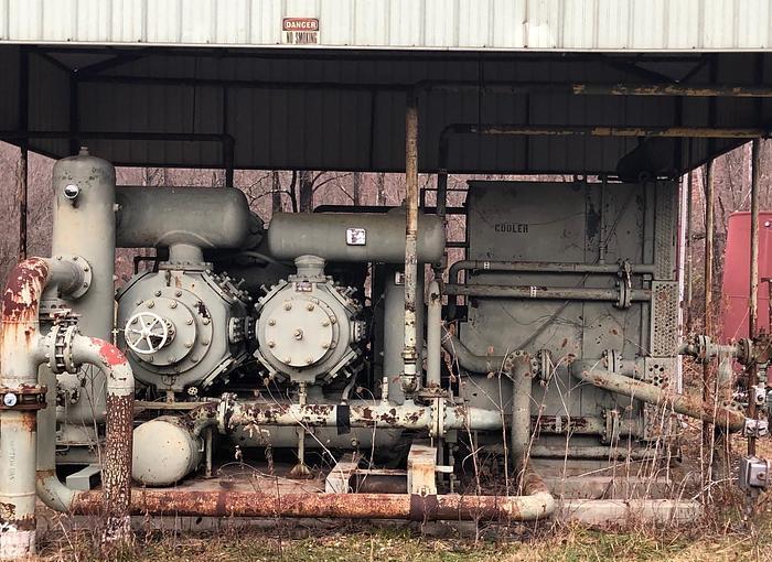 Used Cooper Energy  AJAX 360