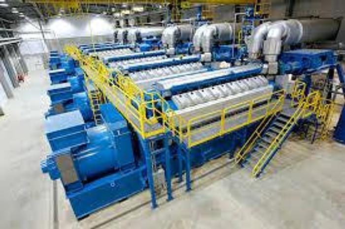 200 MW 2019 New Wärtsilä 20V32 HFO Generator