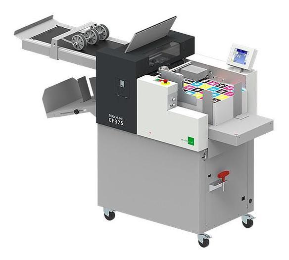 Multigraf Touchline CF375 Creaser Folder