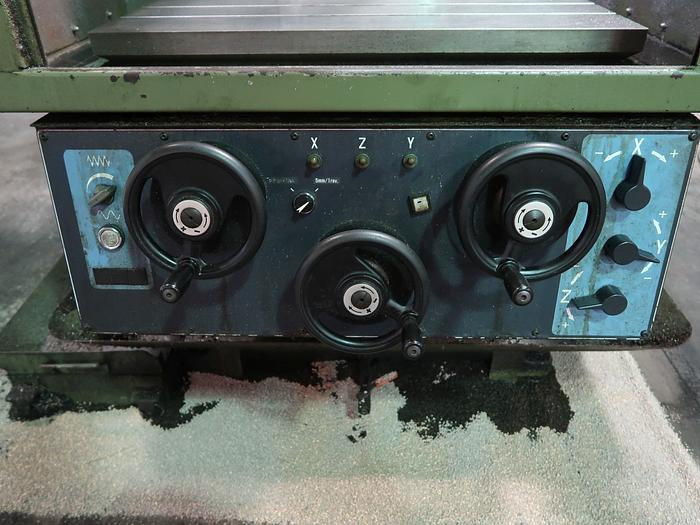 LEBLOND MAKINO KE55 3-AXIS MOLD MAKERS 1996