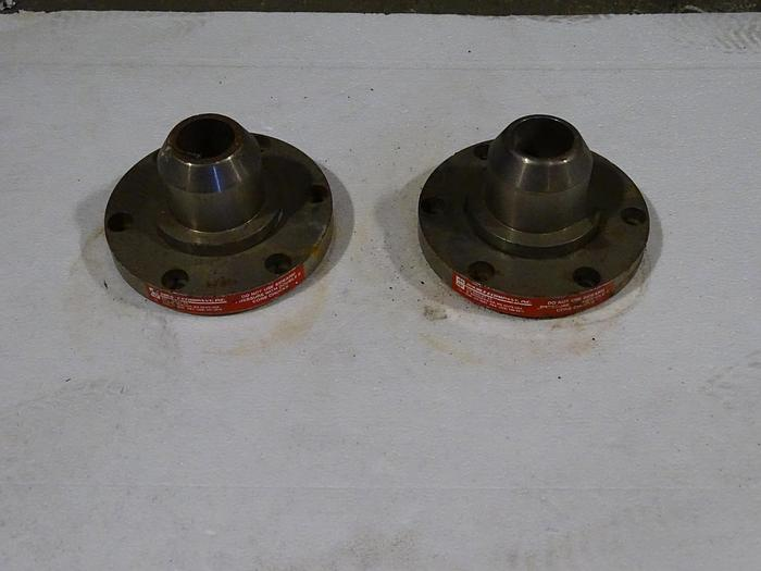 "Used 3"" (76.2MM) PAIR OF DOUBLE E UNWIND / REWIND CORE CHUCKS"