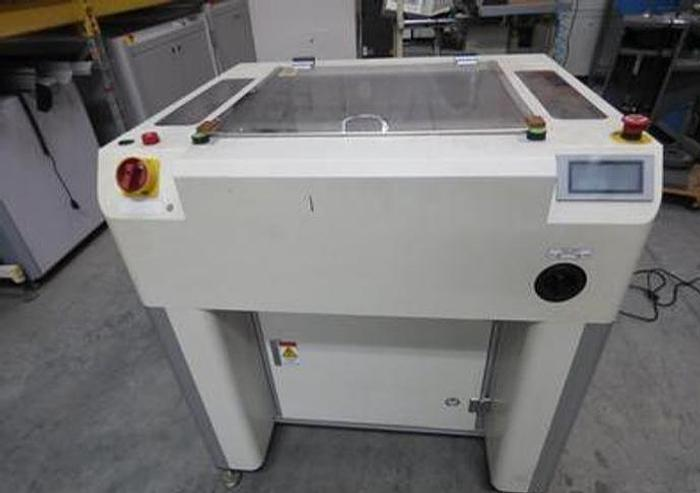 Used YJ LINK  ANRC-1000CE-L Reject conveyor for post AOI / SPI sorting / inspection