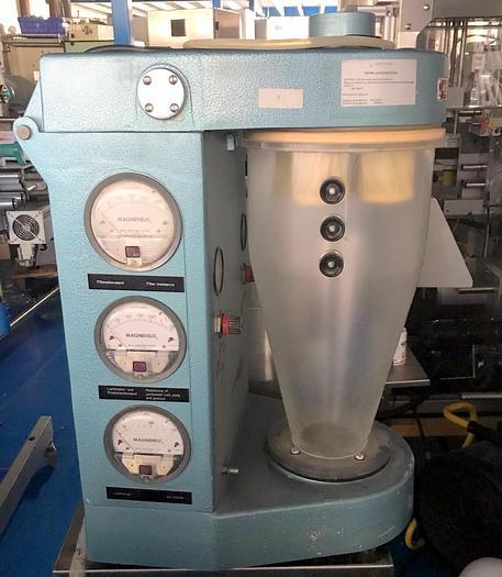 Used Aeromatic STREA-1 Laboratory Fluid Bed Dryer
