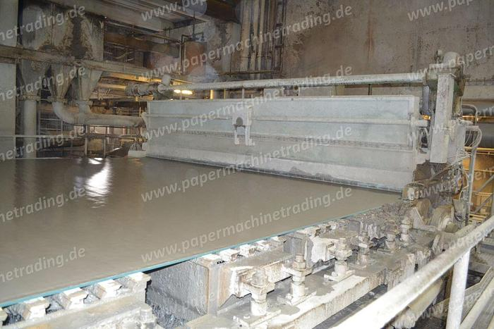 (PM4-79) - Paper Machine for Corrugated case Paper or Newsprint - VOITH - 4670 mm