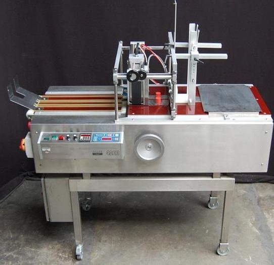 Used T 14890 D - Carton Coder ALLEN 4ACC