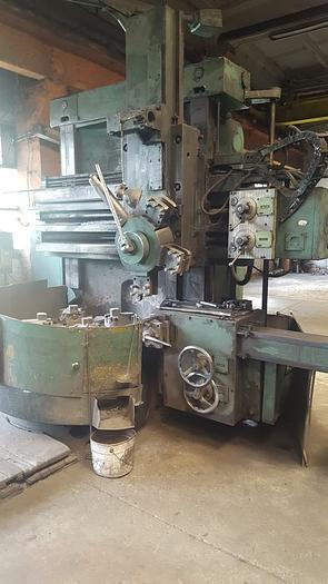 1982 Vertical Turning Lathe SC14CC