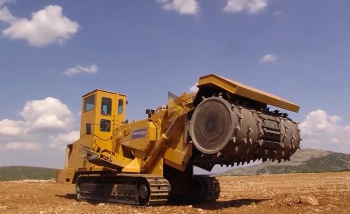 Used 2007 TRENCOR T1360