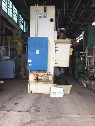 Used Broaching Machine Vertical