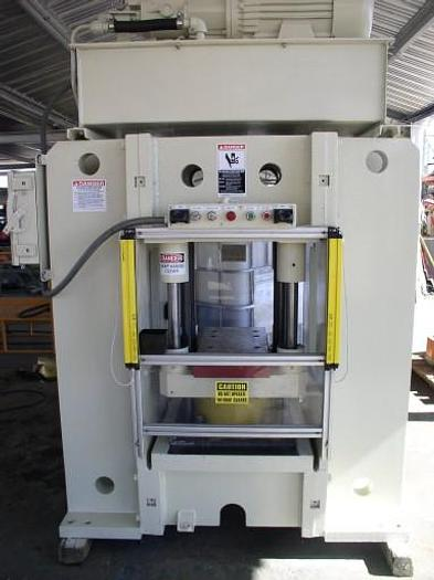 Used 500 Ton Modern Hydraulic Press; Straight Side; Up Acting Type; MFG. 1995; $54,500