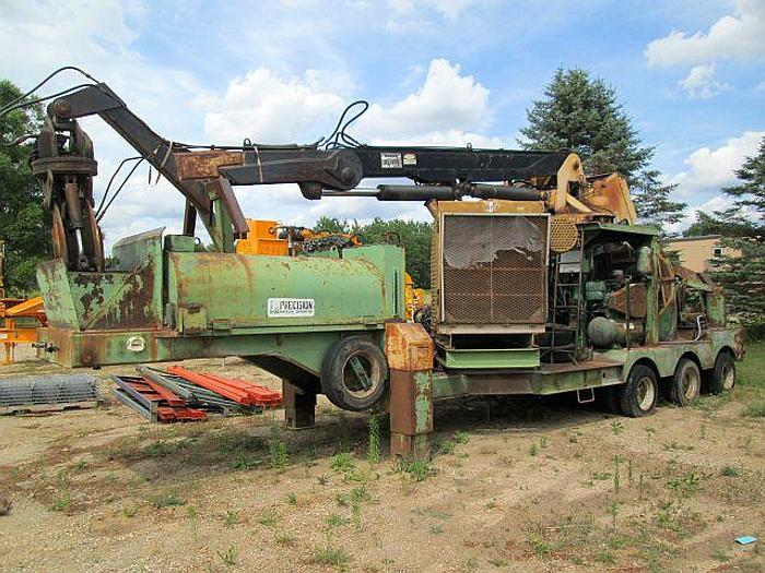 Used 1993 PRECISION HUSKY 2366