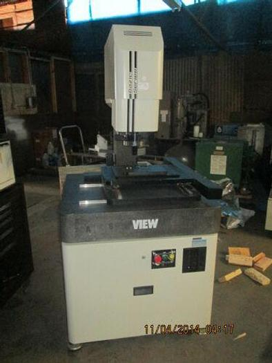 Used VIEW BAZIC OPTICAL CMM Coordinate Measuring Machine