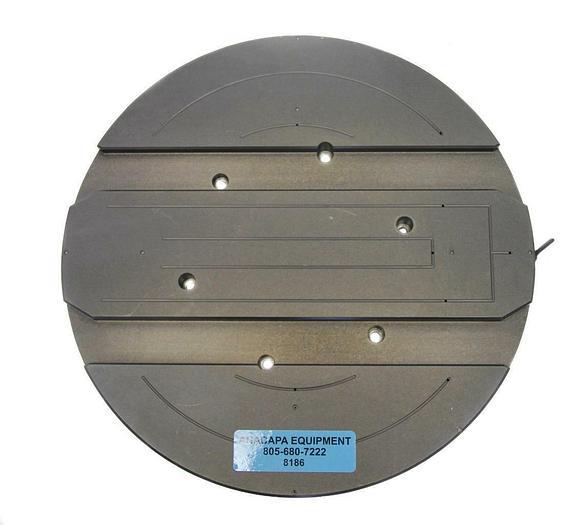 Used Bruker Veeco Wafer Chuck 311mm Diameter (8186)W
