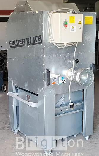 Used 2008 Felder RL125 Dust Collector