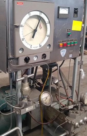 Used Crepaco Starch Homogenizing Process SKid