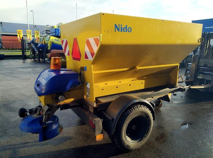 Gebruikt 2010 Nido Stratos B25-21 AVCX 350