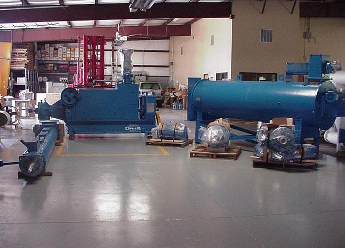 Anderson 55 Super Duo Expeller Press