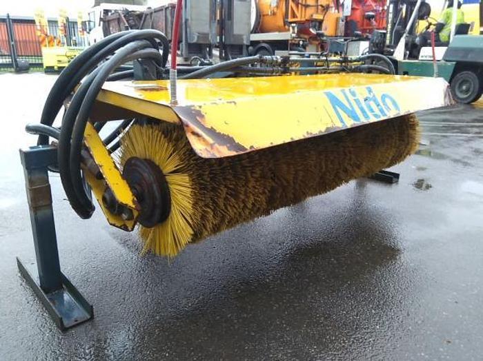Gebruikt Nido  H25-170-Roller brush - Besen
