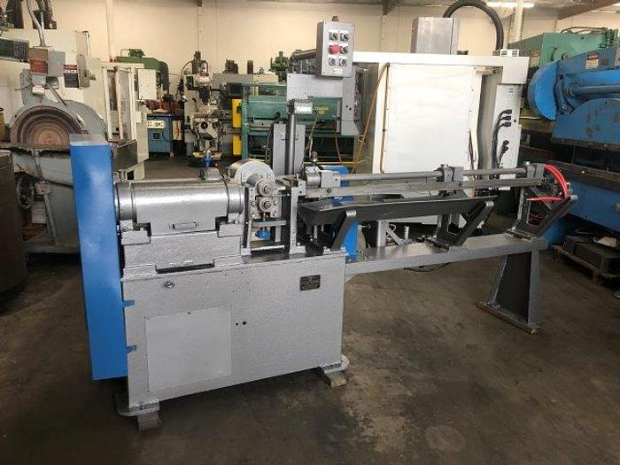 """Used SHUSTER, No. 1A, .062"""" - .187"""" CAPACITY, STRAIGHTEN AND CUT [5303]"""