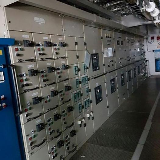 29.2 MW 1998 Wartsila 12V32 Diesel Generator