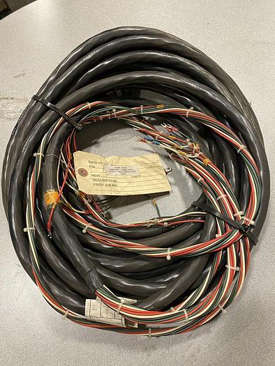 FANUC ROBOT CABLES A660-8007-T048#L14R43 14M CONNECTION